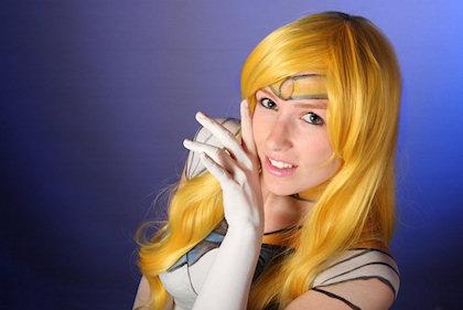 Sailor Venus - Bodypainting by Jaal