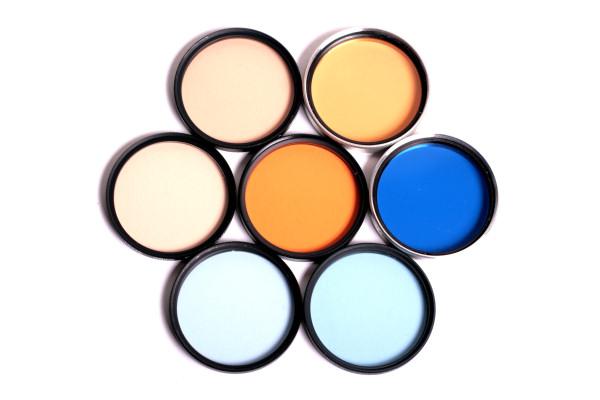 Farbkonversionsfilter
